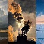 conséquences du réchauffement/Crowther Lab/réchauffement climatique/Bourses WASCAL/Hausse des émissions mondiales de dioxyde de carbone