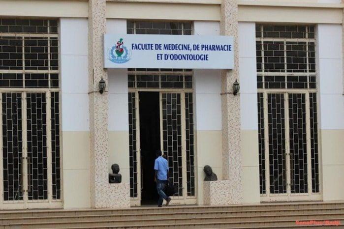 Faculté de Médecine de Dakar/Anatomie-Pathologique/Alumni de l'UCAD/centenaire FMPOS/Assistant en neurologie/Technicien Supérieur en Analyses biologiques
