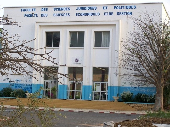 chef de département/Métiers du Droit /Science politique /Rencontre de Dakar/Colloque international-FSJP/Ucad-Fac Droit/Ucad-FSJP/FSJP/LDPF-EDJPEG/Le Droit maritime africain