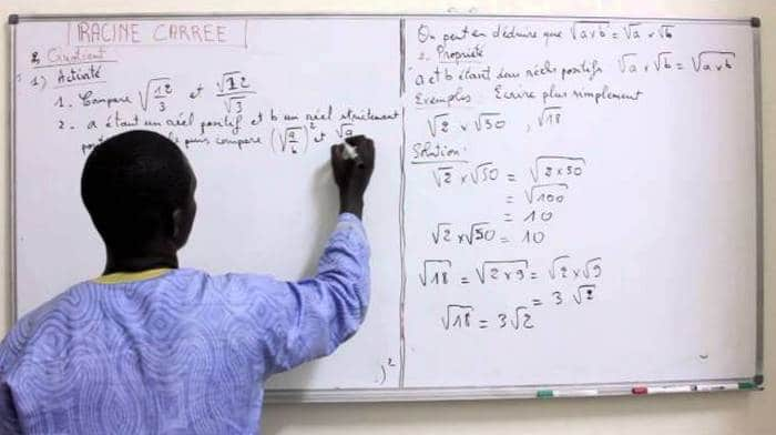 Prix Souleymane NIANG de Mathématiques