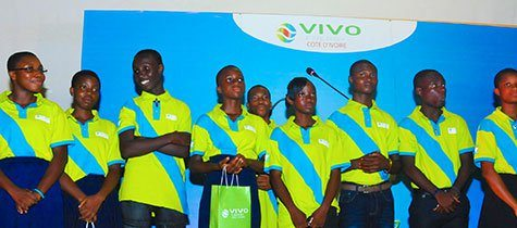 Vivo Energy Sénégal Programme de développement TALENT JUNIOR