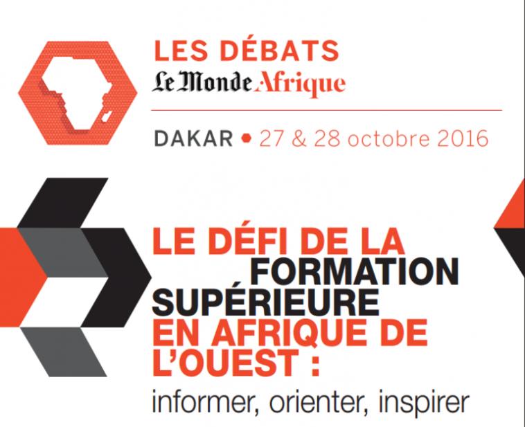 troisième édition des débats du Monde Afrique