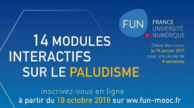 l'Université de Marseille vient de lancer un MOOC sur le paludisme