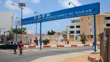 Biennale des Mathématiques/Conférence EBAD/Intermédiaires et intermédiations en Afrique/Sciences de gestion/Déguerpissement devant l'UCAD