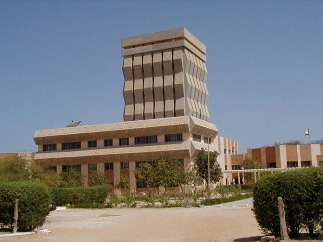 Insalubrité à l'UGB/L'enseignement supérieur au Sénégal en 2016