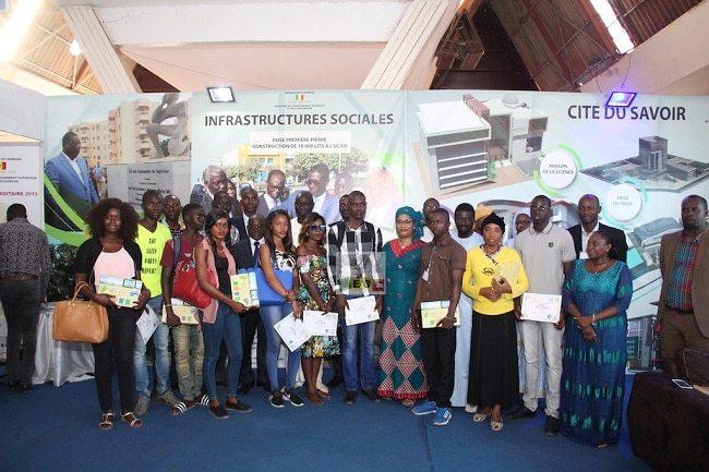 FIDAK 2016 ministère de l'enseignement supérieur Sénégal