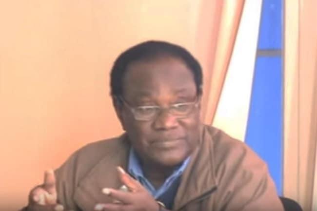 hommage au professeur Bassirou Dieng/UCAD professeur Bassirou Dieng