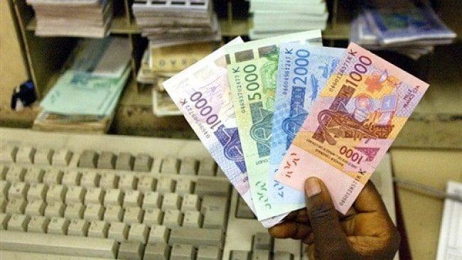 Afrique-Franc CFA /F CFA/Inspecteur d'Académie/éco d'Afrique de l'Ouest/fin du franc CFA/Investissements intra-africains/transferts de fonds/L'e-CFA version numérique du FCFA