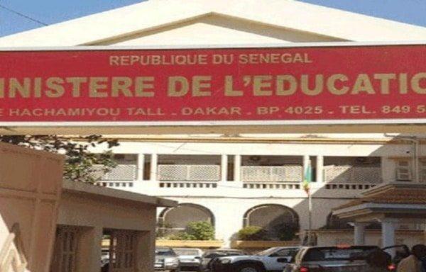 Le ministère de l'éducation nationale lance un appel