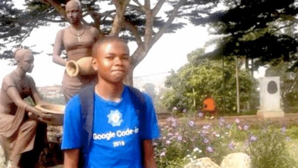Premier africain de l'informatique à gagner un concours google