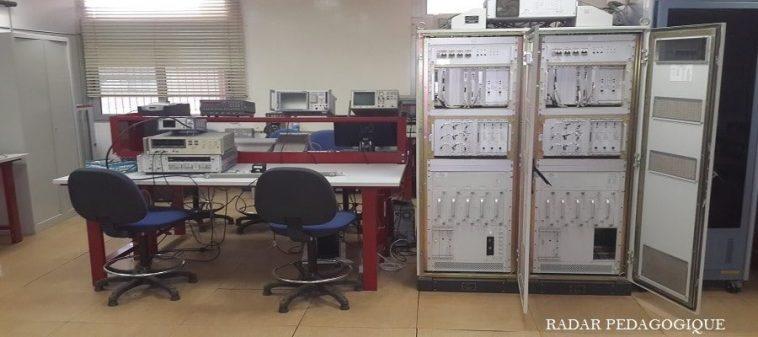 Technicien au laboratoire de géomatique et d'environnement