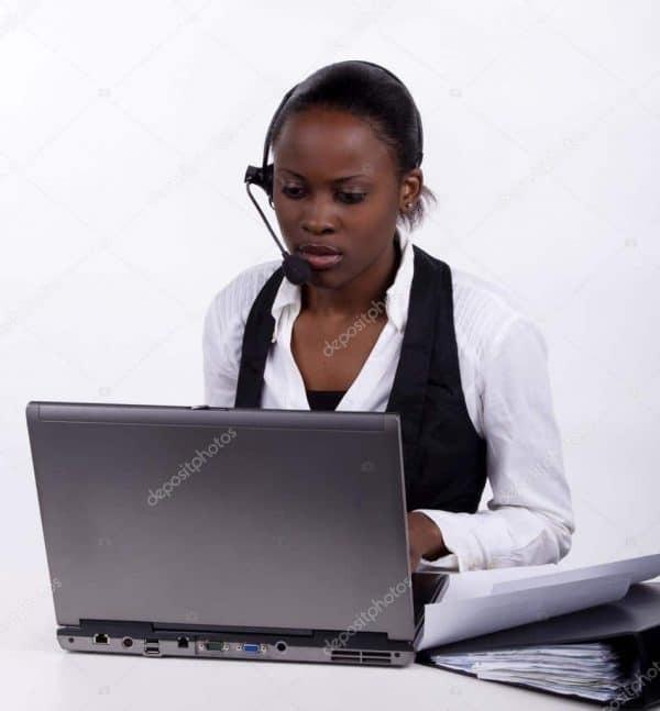 Réceptionnistes/Réceptionniste/Carlcare Technology Senegal/Réceptionniste polyvalent
