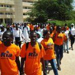 Rassemblement des Etudiants de Bargny REB