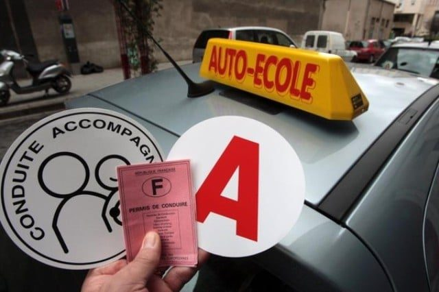Etudiant Permis Etudiant Demande d'inscription pour Permis de Conduire