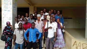 l'Union des Étudiants Arabisants Ressortissants du Saloum