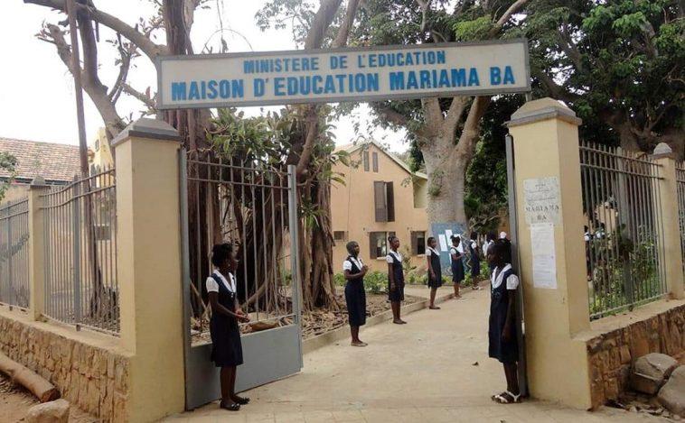 Concours d'entrée à la maison Mariama Ba de Gorée