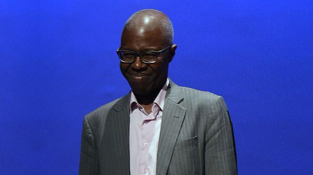 Souleymane Bachir DIAGNE accueille Michaëlle JEAN
