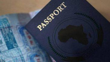 visa à l'entrée/Nigeria et l'Union Africaine sur la délivrance de visa