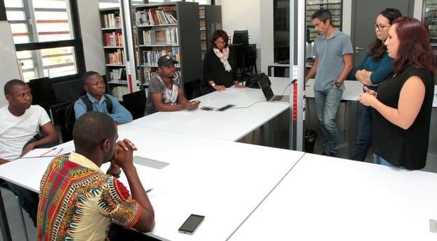 Arrivée difficile des étudiants africains à l'étranger