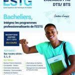 l'Ecole Supérieure des Techniques de Gestion/offres de formation