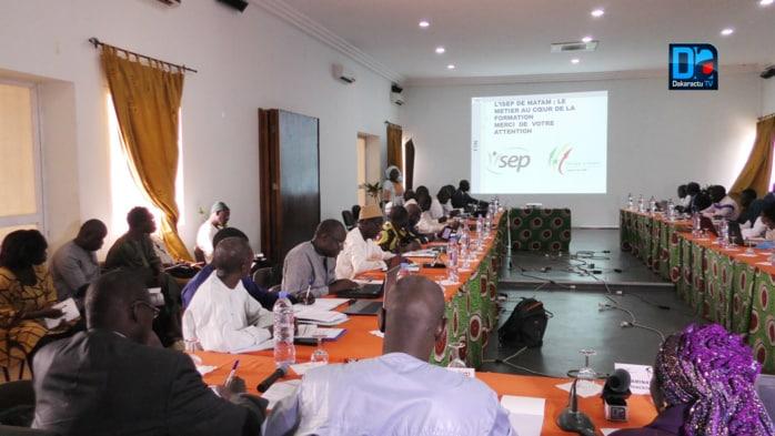 Les programmes de l'ISEP de Matam en cours de réalisation