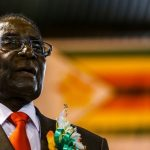nomination de Robert Mugabe