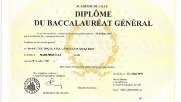 Bac à 150.000 Fcfa/Authentification numérique des diplômes