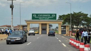 Université d'Abidjan/grève des enseignants reconcduite/universités publiques de Côte d'Ivoire/Grève illimitée des professeurs/Université Félix Houphouët Boigny
