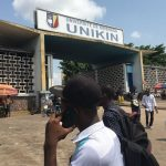 bagarre entre étudiants/Étudiants exclus de l'université de Kinshasa Unikin