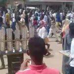 Étudiant soudanais Asim Omar