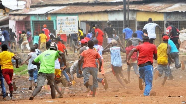 Étudiant ivoirien tué dans de récentes manifestations en Guinée