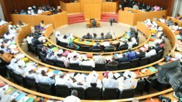 Budjet 2021/MESRI-Assemblée Nationale/budget du ministère de l'Emploi/Budget du ministère de l'éducation