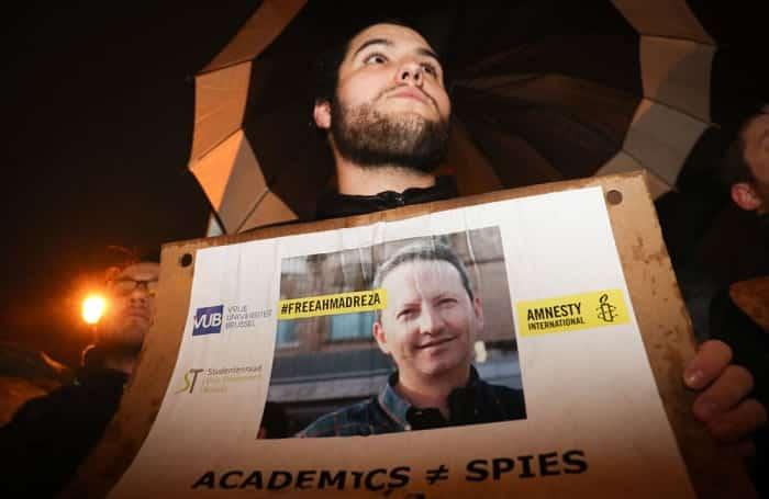 Universitaire condamné à mort en Iran