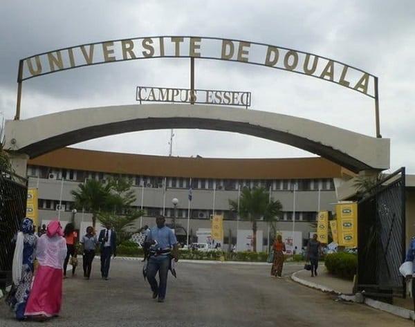 Université de Douala/Universités africaines