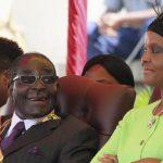 doctorat de Grace Mugabe