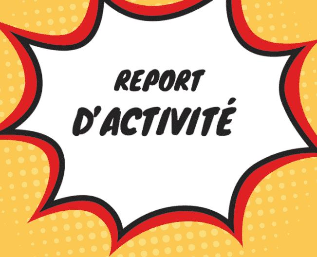 Report activité SABDARIFA