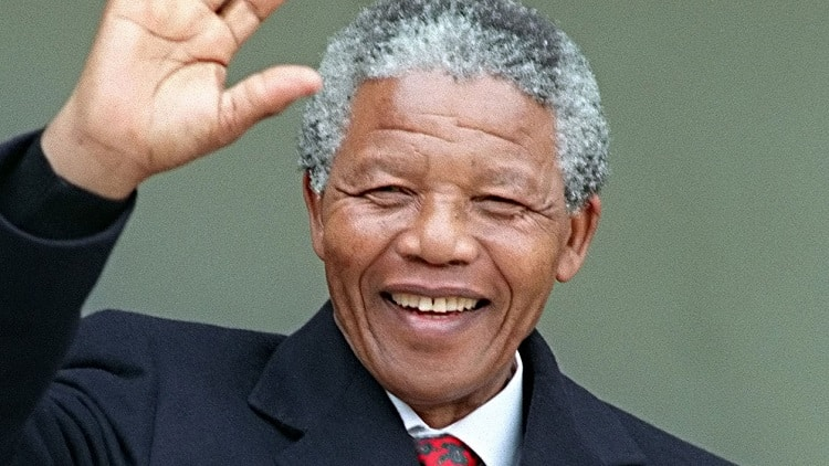 Prix Nelson Mandel 2020/Nelson Mandela