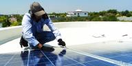 its solaires/Forum de l'énergie solaire/Les centrales solaires produisent durant le jour, mais les besoins en électricité s'expsolaire en afrique/Technicien en Electricité Solaire
