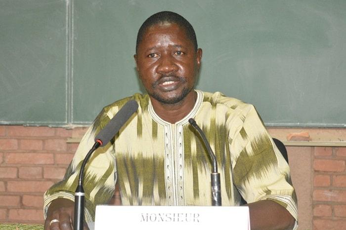 ministre Burkinabé de l'Enseignement supérieur