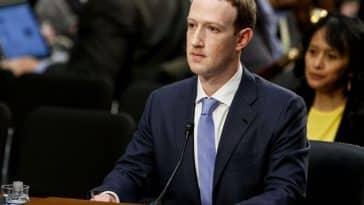 Zuckerberg/Facebook est gentil/Mark Zuckerberg/événements tech