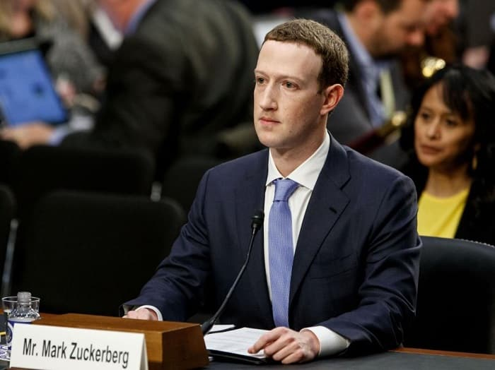 Zuckerberg/Facebook est gentil/Mark Zuckerberg/événements tech