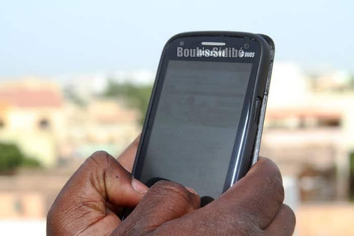 Accès à Internet en Afrique