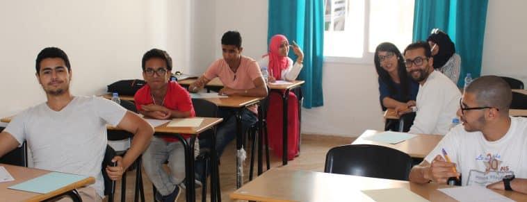 Bourse d'Excellence Maroc