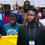étudiants Sénégalais en France