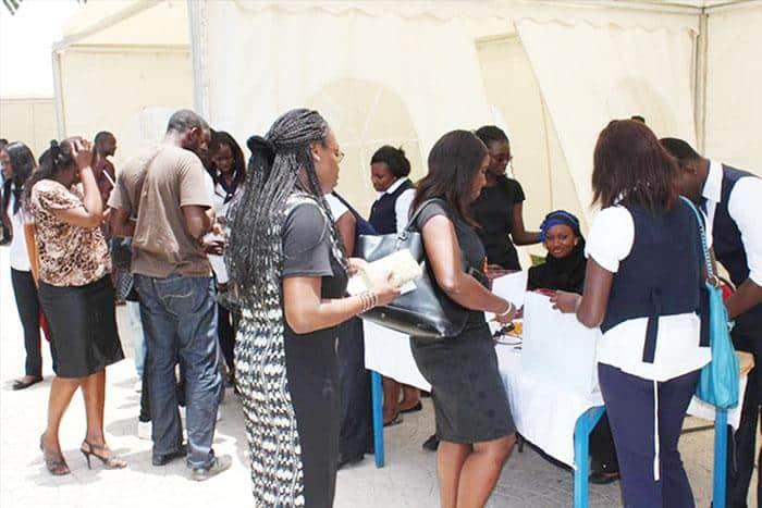 demandeurs d'emploi/Développer l'emploi au Sénégal