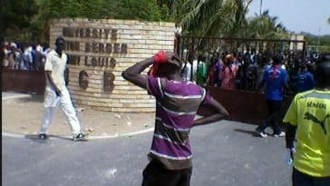 Bourse-UGB/Grève illimitée des étudiants reconduite à l'UGBL