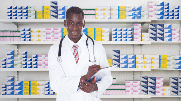 Vendeurs en pharmacie/Visiteur Médical / Pharmacie/Recrutement d'un pharmacien assistant