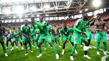 Classement FIFA/victoire des Lions/Mondial 2018