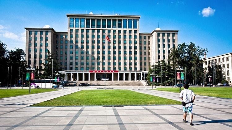 Chine-enseignement supérieur