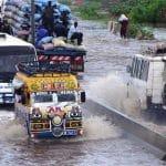 assainissement et les embouteillages/anacim